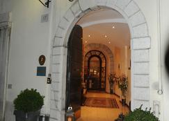 Albergo Orologio - Brescia - Vista esterna