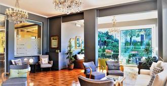 Hotel Metropole - Santa Margherita Ligure - Σαλόνι ξενοδοχείου