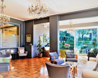 Hotel Metropole - Санта-Маргерита-Лігуре - Lobby