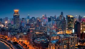 The Westin Bund Center, Shanghai - Shangai - Vista del exterior
