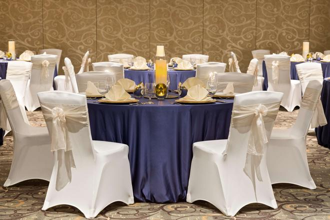 Hilton Garden Inn Houston Nw/willowbrook - Houston - Sala de banquetes