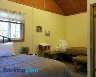 Exit Glacier Lodge - Seward - Κρεβατοκάμαρα