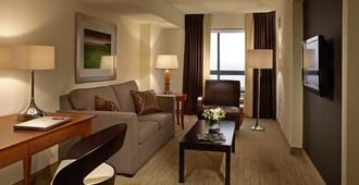 坎布里奇套房酒店 - 哈立法克斯 - 哈利法克斯 - 客廳