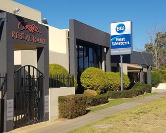 Best Western Chaffey International Motor Inn - Mildura - Toà nhà