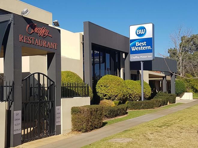 Best Western Chaffey International Motor Inn - Mildura - Κτίριο