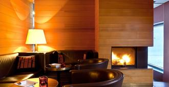 Greulich Design & Lifestyle Hotel - ציריך - טרקלין