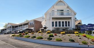 Cape Cod Harbor House Inn - Hyannis - Building