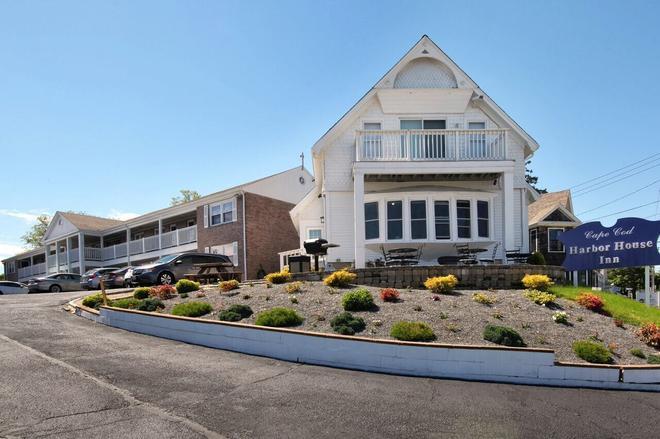 Cape Cod Harbor House Inn - Hyannis - Rakennus