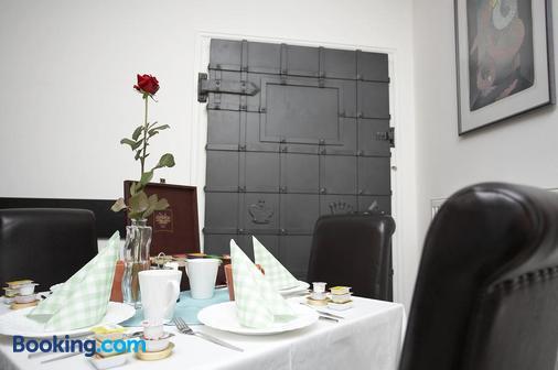 Pension Konopiste - Benešov - Dining room