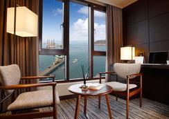 Hotel Abest Premium Yeongjong-Do - Incheon - Sala de estar