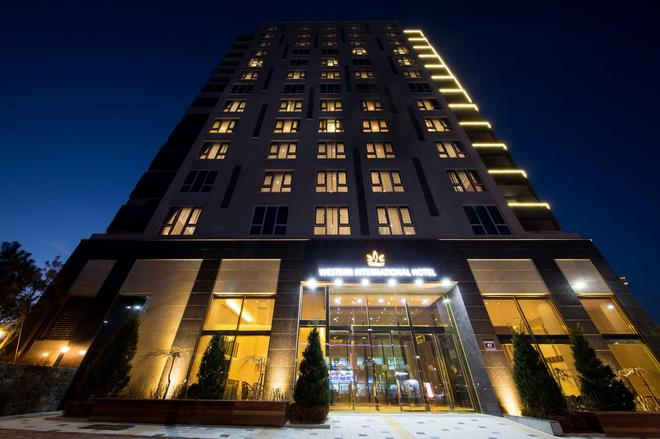 Hotel Abest Premium Yeongjong-Do - Incheon - Edificio