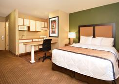 印弟安納波里斯西北大學公園美國長住酒店 - 印第安那波里 - 印第安納波利斯 - 臥室