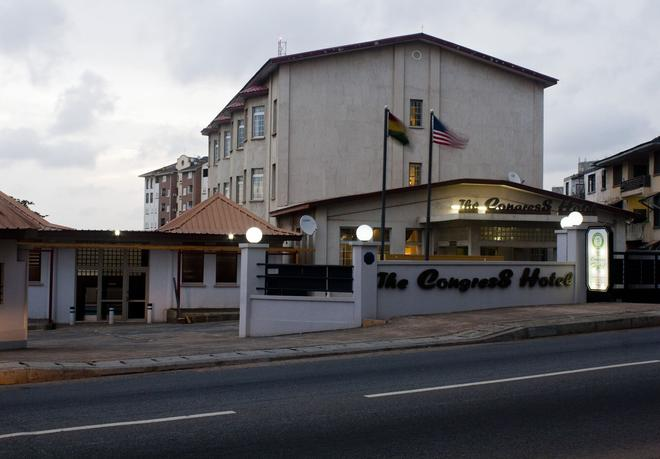 The Congress Hotel - Accra - Building