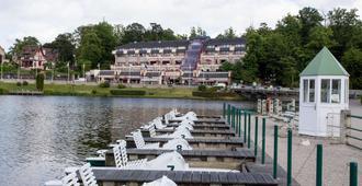 Hôtel Spa du Béryl - Bagnoles-de-l'Orne-Normandie - Outdoor view