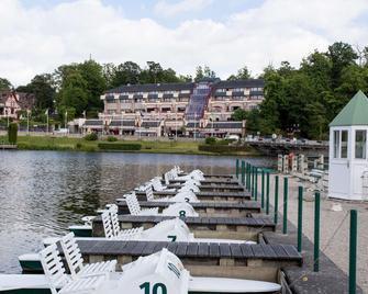 Hôtel Spa du Béryl - Bagnoles-de-l'Orne-Normandie - Außenansicht