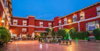 Hotel Romerito - מלאגה - בניין