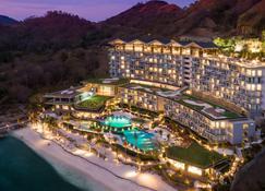 Ayana Komodo Resort, Waecicu Beach - Labuan Bajo - Building