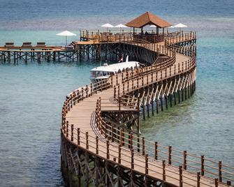 Ayana Komodo Resort, Waecicu Beach - Labuan Bajo - Venkovní prostory