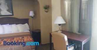 Garden Inn & Suites New Braunfels - New Braunfels - Bedroom