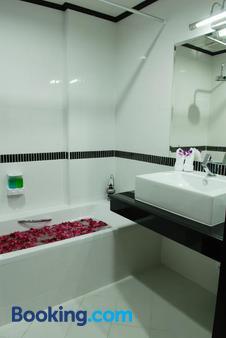 第一住所酒店 - 蘇梅島 - 蘇梅島 - 浴室