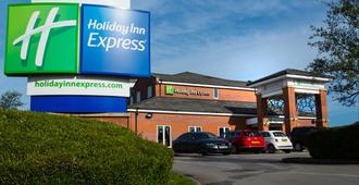 Holiday Inn Express Manchester - East - Manchester - Bygning