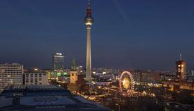 Radisson Blu Hotel, Berlin - Berlin - Outdoor view