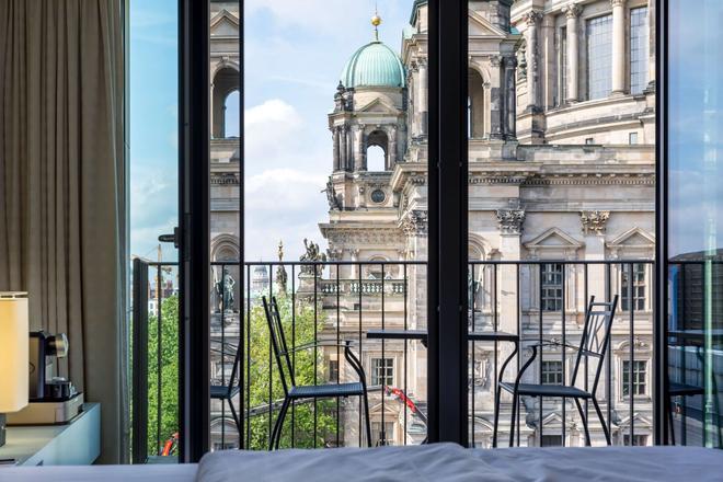 Radisson Blu Hotel, Berlin - Berlin - Balcon