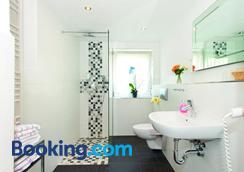 Landhotel Zum Erbgericht - Stolpen - Salle de bain