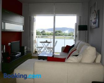 Apartamento Can Xavi - Santa Bárbara - Sala de estar