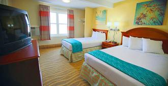 Plim Plaza Hotel - Ocean City - Bedroom