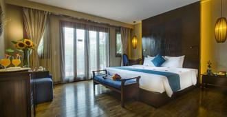 Oriental Suite Hotel & Spa - Hanoi - Bedroom