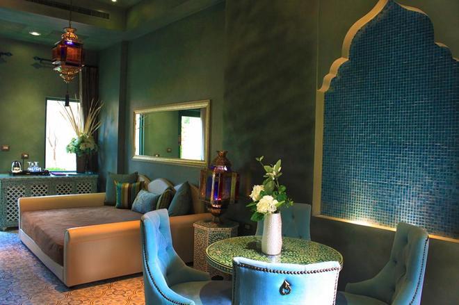 Amanda Hotel Kenting - Hengchun - Sala de estar