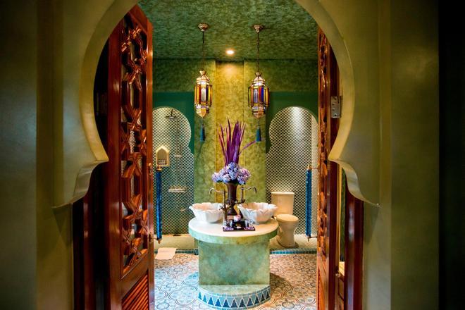 Amanda Hotel Kenting - Hengchun - Baño
