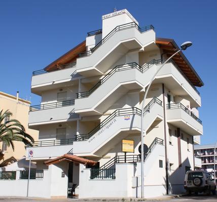 Hotel Alguer - Alghero - Rakennus
