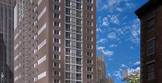 Sheraton Tribeca New York Hotel - New York - Bygning