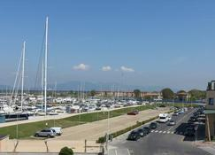 L'Incanto Di Boccadarno - Marina di Pisa - Udsigt