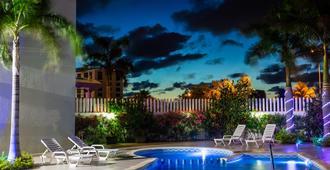 One Cancun Centro - קנקון - בריכה