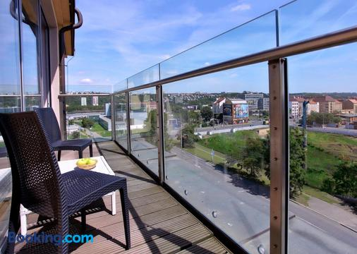Absolutum Boutique Hotel - Прага - Балкон