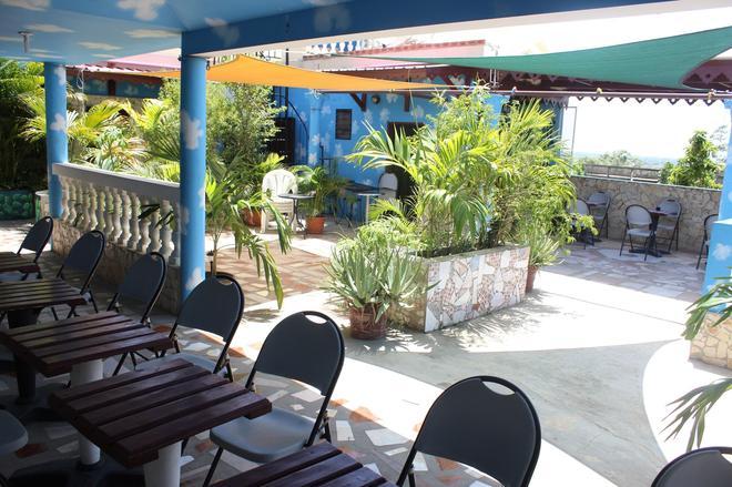 Metro Residences Hotel - Cap Haitien - Patio