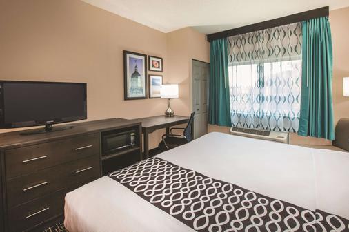 La Quinta Inn by Wyndham Indianapolis North at Pyramids - Indianapolis - Makuuhuone