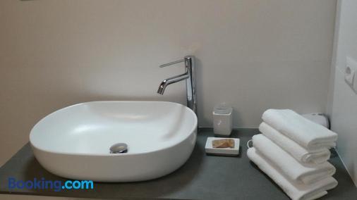 Hotel Borgovico - Como - Bathroom