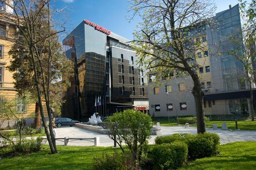 Hotel Burgas - Burgas - Κτίριο
