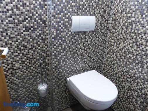 Hotel Theile Garni - Gummersbach - Bathroom