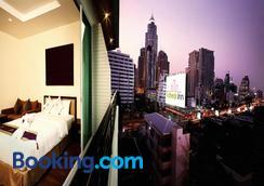 Icheck Inn Residence Soi 2 - Bangkok - Balcony