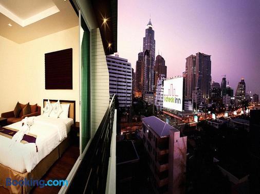 Monaco Hotel - 曼谷 - 曼谷 - 陽台
