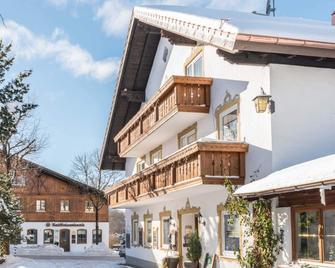 Landhotel zum Metzgerwirt - Bad Bayersoien - Building