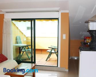 Apartamentos Cormoran - A Lanzada - Living room