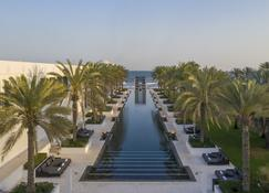The Chedi Muscat - Muscat - Outdoor view