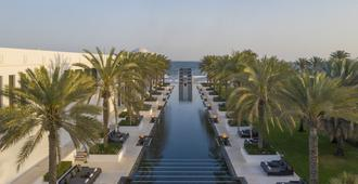 The Chedi Muscat - Mascate - Sala de estar