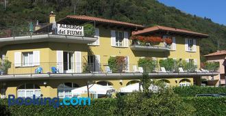 Hotel Del Fiume - Cannobio - Building